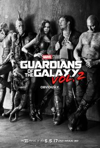 Marvel Studios' GUARDIANS OF THE GALAXY  VOL. 2 #GotGVol2