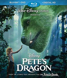 Pete's Dragon on Blu-Ray and DVD November 29th