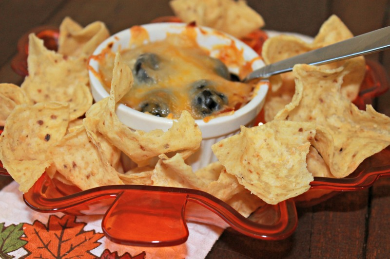 Easy Hot Taco Dip