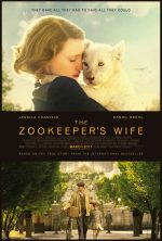 New Trailer for The Zookeeper's Wife #TheZookeepersWife