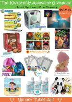 The Kidtasticly Awesome Giveaway – Ends 12/15
