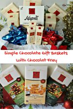 Simple Chocolate Gift Baskets for Unexpected Guests