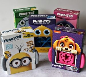 FunBites Creates Bite Size Fun for Everyone +FunBites Giveaway (Ends 12/14)