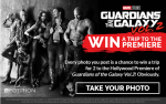 Win a Trip to GUARDIANS OF THE GALAXY, VOL 2 Red Carpet Hollywood Premiere