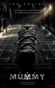 New Teaser Trailer and Movie Poster for THE MUMMY – #TheMummy