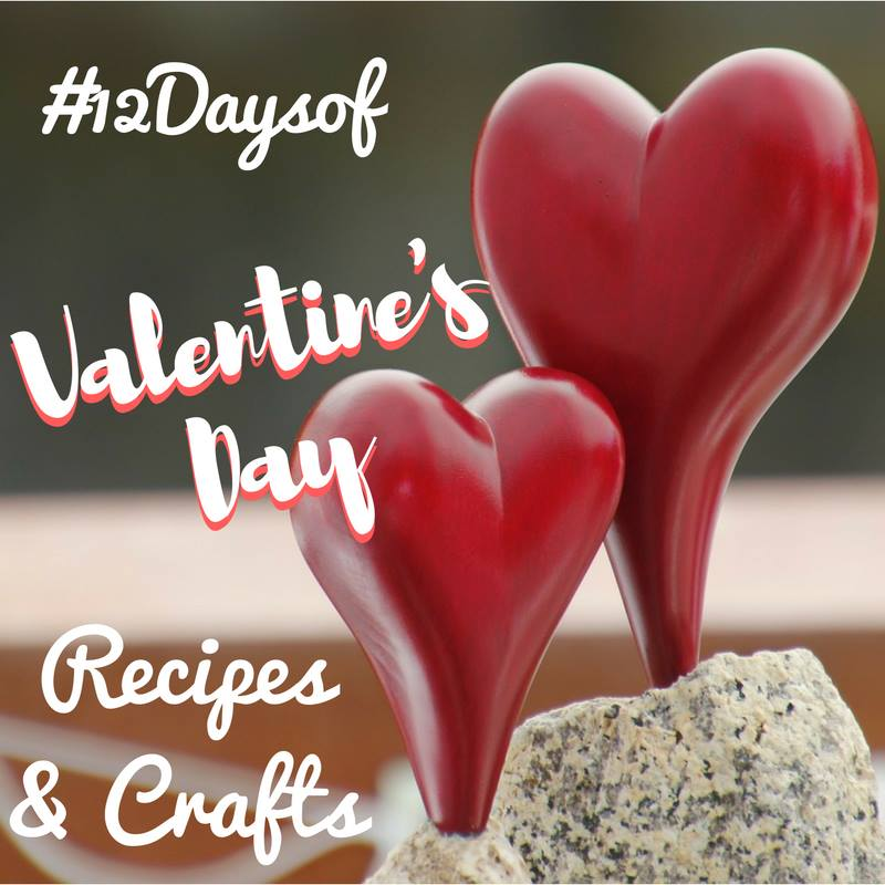12 days of valentine's day recipes