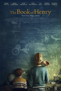 The Book of Henry Movie Trailer & Movie Poster