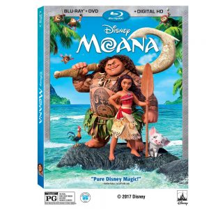 Pre-Order MOANA on Blu-Ray/DVD/Digital HD for only $15
