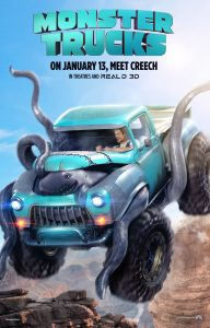 Monster Trucks Movie Clips, Games and Activities – #MonsterTrucks