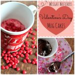 3-2-1 Weight Watchers Valentine's Days Mug Cakes – #12DaysofValentines