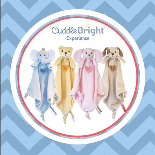 All_Four_CuddleBright_Experience_Lovies