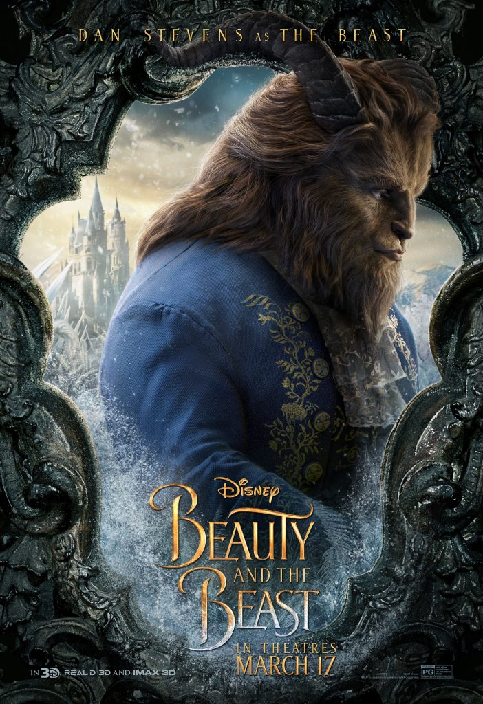 Beast Character Poster