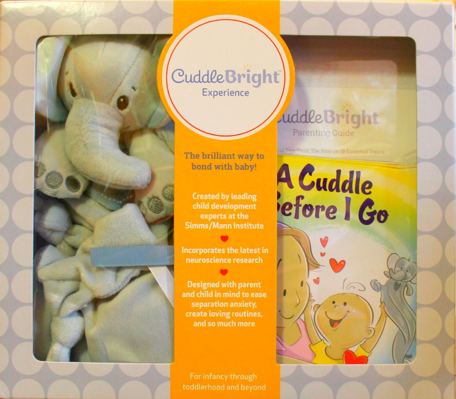 CuddleBright Experience Lovie