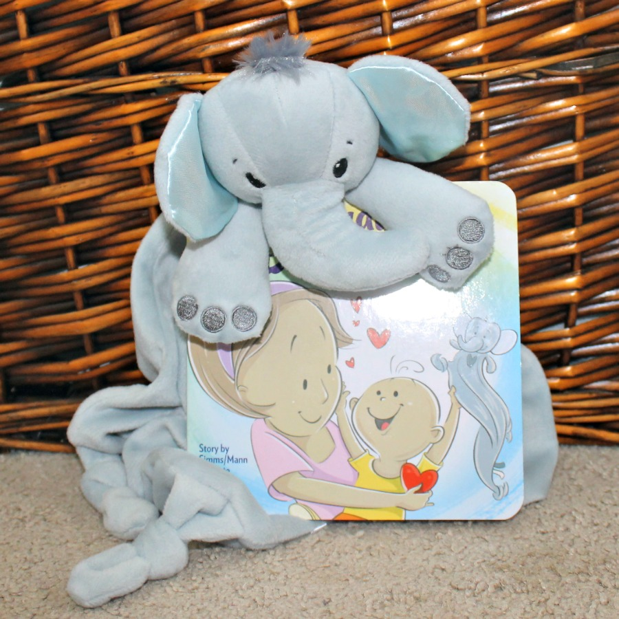 Elephant CuddleBright Lovie