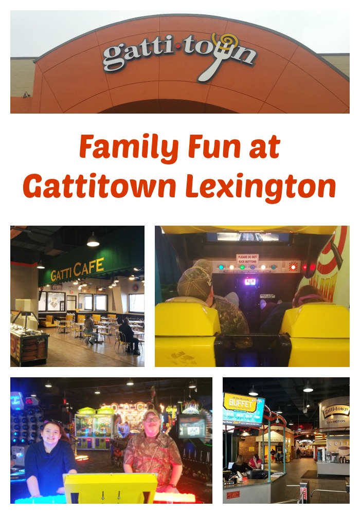 picture relating to Gatti Town Coupons Printable titled Family members Enjoyment at Gatown Lexington Acquiring Sanity inside of Our