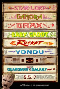 Extended Look at Guardians of the Galaxy Vol. 2 – #GotGVol2