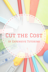 How to Cut the Cost of Expensive Tutoring Programs – #TMInfluencer