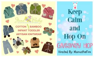 Eco-Friendly Baby Clothing From JuneBee Baby + Giveaway