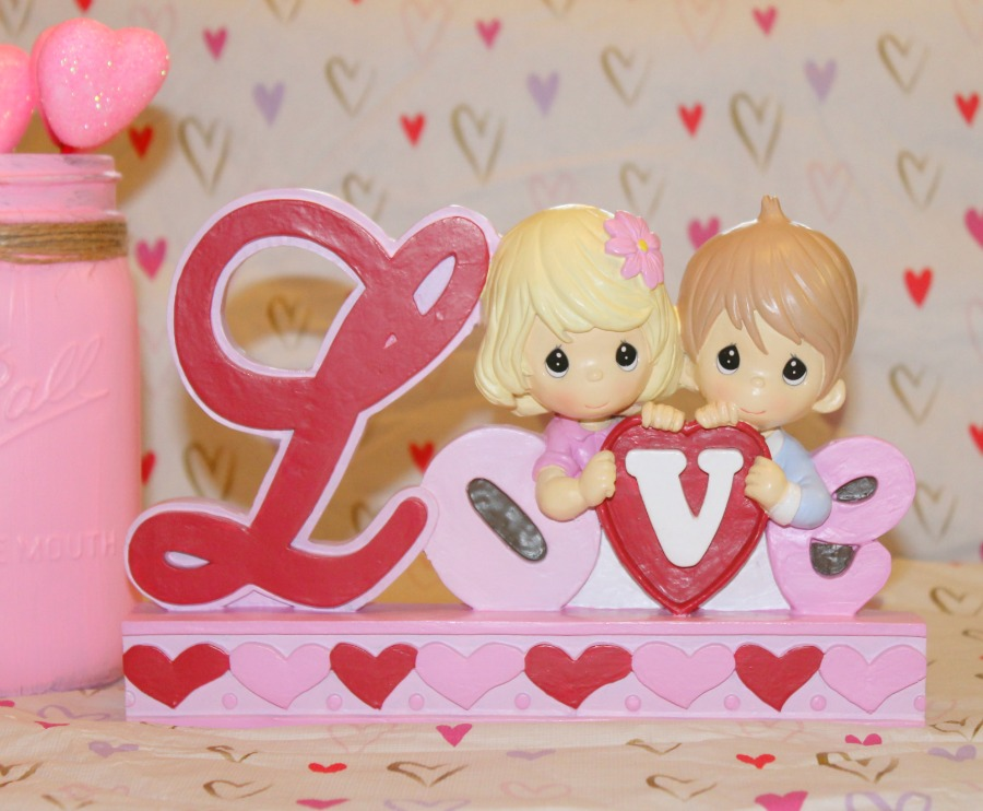 Precious Moments Figures Valentines Day