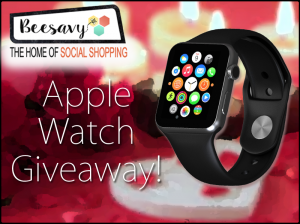 Beesavy Apple Watch Giveaway – Ends 2/24 #Beesavy