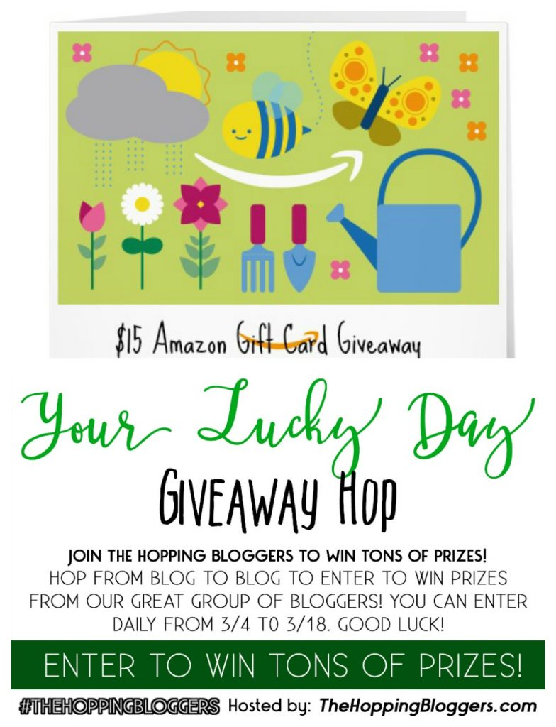 Your Lucky Day Giveaway Hop 2