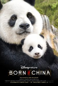 BORN IN CHINA Fun Facts and Movie Clips – #BornInChina