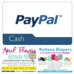 April Flowers Giveaway Hop – $15 PayPal Prize