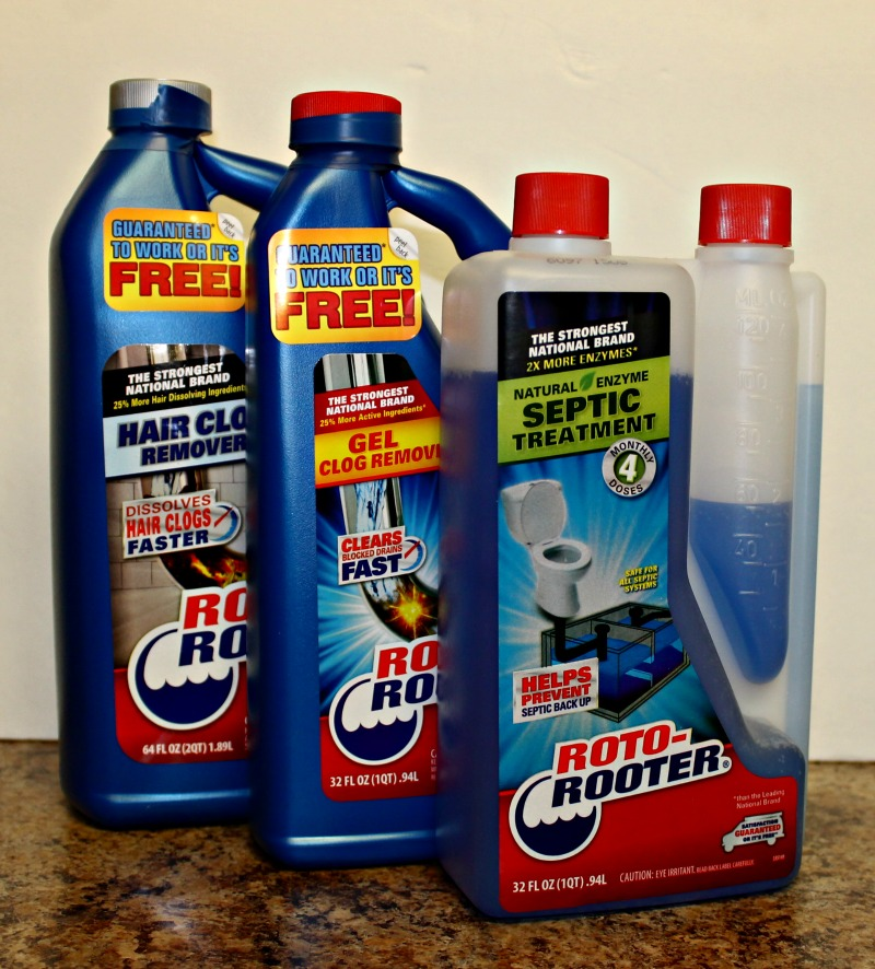 Plumbing Products from Roto Rooter
