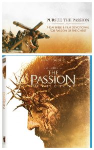 Pursue the Passion – a 7 Day Devotional Study & The Passion of The Christ Movie Giveaway
