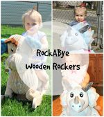 RockABye Wooden Rockers