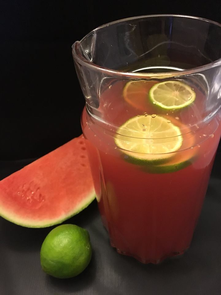 Watermelon Lime Iced Tea 3