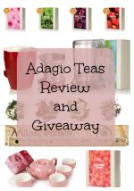 Adagio Teas Review & Giveaway