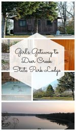 Girl's Getaway to Deer Creek State Park Lodge