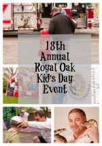 18th Annual Royal Oak Kid's Day Event