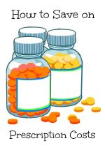 How to Save on Prescription Costs