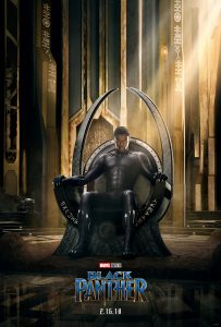 BLACK PANTHER Teaser Trailer and Movie Poster – #BlackPanther