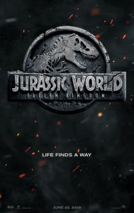 JURASSIC WORLD: FALLEN KINGDOM Coming 2018 – #JurassicWorld