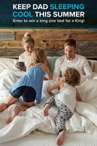 Father's Day Nuvanna Mattress Giveaway