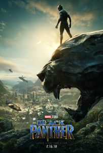New Black Panther Movie Poster – #BlackPanther