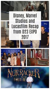 Disney, Marvel Studios and Lucasfilm Recap from D23 EXPO 2017