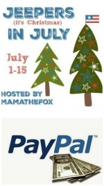 Jeepers (It's Christmas) In July Giveaway Hop
