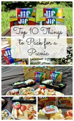 Top 10 Things to Pack for a Picnic
