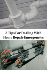 3 Tips For Dealing With Home Repair Emergencies