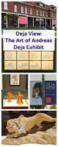 Deja View: The Art of Andreas Deja Exhibit – #Waltagram #TheLionKing