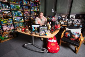 John Lasseter to be Honored at The Walt Disney Family Museum 2017 Gala