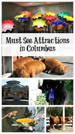 4 Must See Attractions in Columbus
