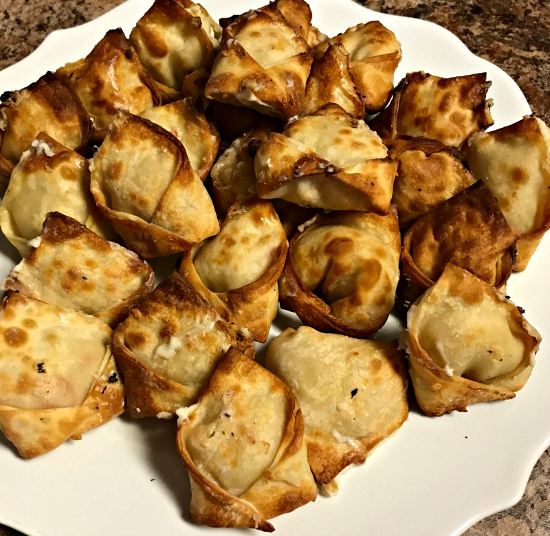 recipe: air fryer wontons [10]
