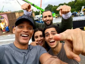 Casting in Place for ALADDIN, the Live-Action Adaption – #Aladdin