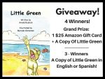 Little Green Picture Book Giveaway