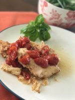 Chicken Cacciatore in the Crockpot – 30 Days of #EasyDinners